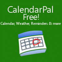 CalendarPal - FREE! - Caldendar, Weather, Reminders, and more!