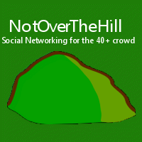 Not Over The Hill - Free Social Networking for the 40+ Crowd!